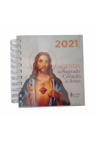 Agenda do S. C. J. 2021  com imagem