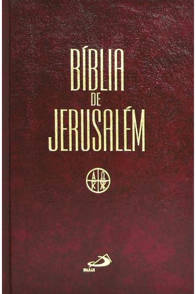 BIBLIA DE JERUSALEM  LETRA GRANDE